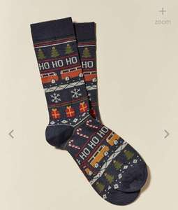 Free socks with every order at fat face