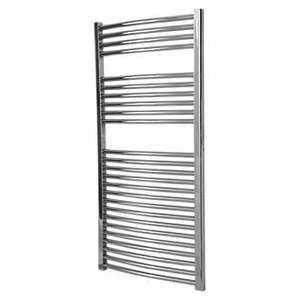 Towel radiator / warmer sale - prices from £7.99 for 500mm x 550mm & £12.99 for 1500 x 600mm @ Screwfix