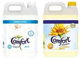 Comfort Pure Conditioner 5L x 2 packs £8.86 @ Costco warehouse instore