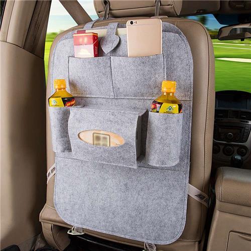 Hanging Car Seat Storage Bag £4.01 @ Geekbuying