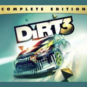 DiRT 3 - Complete Edition Steam PC Key 39p  w/code @ Gamivo / Playtime