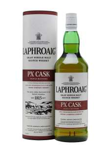 Laphroaig PX Cask Whisky £62.95 - one day only @ The whisky exchange