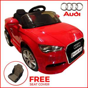 12 v Audi car - parental control £83 delivered ( red) or £93 other colours  ( licensed) !!! —- 2 years warranty —- @  buy-it-2-day