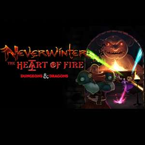 Neverwinter - The Heart of Fire FREE + Freebies via Fanatical (New & Existing players)