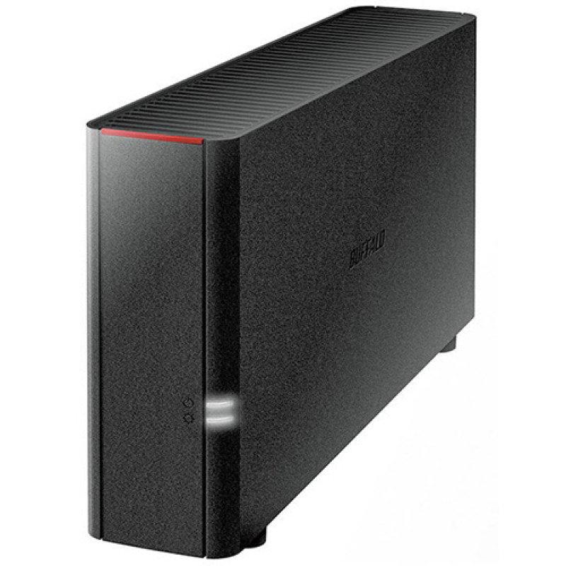Buffalo LinkStation 210 3TB (1 x 3TB) 1-bay NAS Drive @ ebuyer