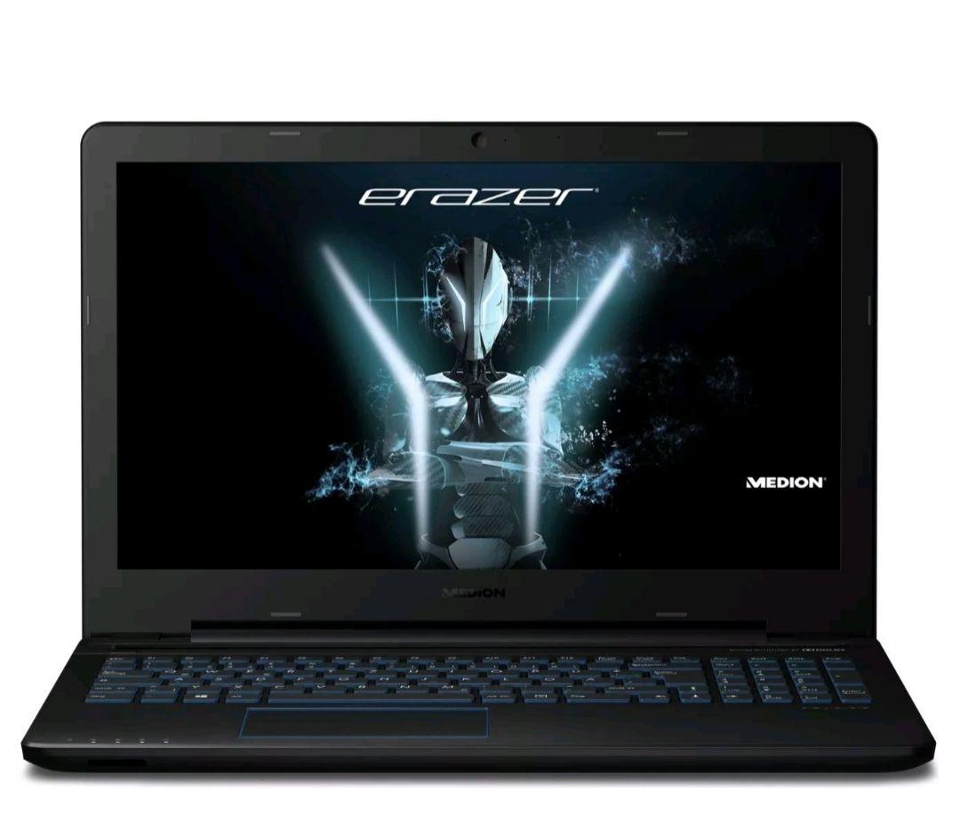 Medion P6679 15.6 Inch Intel i5 2.5GHz 8GB 1TB GTX950M Gaming Laptop - BlackREFURB ebay/Argos for £295