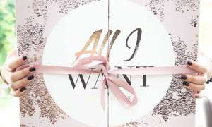 GLOSSYBOX advent calendar £69 (or £60 for existing customers) with codes