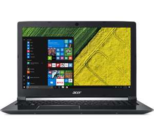 "ACER Aspire 6 15.6"" Intel® Core™ i5 Laptop - 1 TB HDD, Black, for £399.00 (Save £200.00​), at Currys"