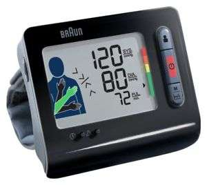 Braun BP430 Vital Scan Blood pressure monitor with cuff and 2 year guarantee £12.44 delivered @ eBay sold by Argos