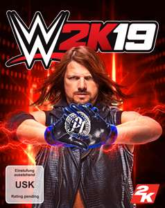 [Steam] WWE 2K19 - £12.46 - Amazon.de