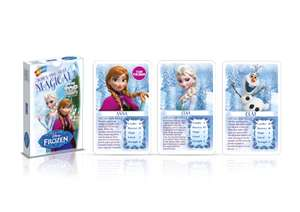 Frozen Top Trumps Minis Card Game - £0.99 Delivered for All @ Amazon UK/ Winning Moves UK.
