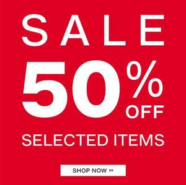 Deichmann - 50% Off Sale + Free Delivery