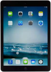 Apple iPad Air 32GB Wi-Fi + Cellular - Space Grey - Unlocked (Grade A-) £169.90 @ microdream