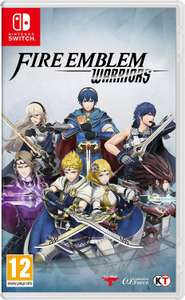 [Nintendo Switch] Fire Emblem Warriors - £16.66 - Amazon.it