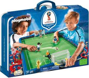 Playmobil 9298 2018 FIFA World Cup Russia Arena to take away - £47.94 delivered @ Amazon.de