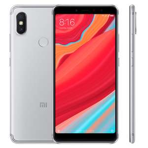 Xiaomi Redmi S2 - (Dual SIM) with 3GB RAM and 32GB Storage 5.99-Inch Android 8.1, MIUI 9 UK Version SIM-Free Smartphone £125.99 @ amazon