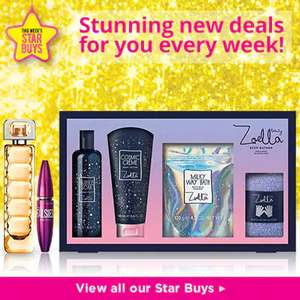 Lottie London Range @ Superdrug has 20% off then 15% off and extra 20% for beauty card holders & 3 for 2