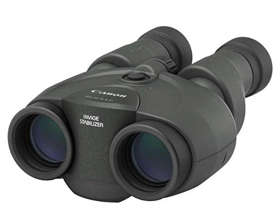 Canon 10 x 30 IS II Binoculars £327.99 @ Amazon