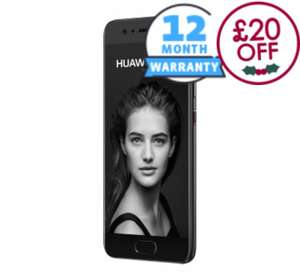 HUAWEI P10 64GB Graphite Black UNLOCKED + P20 £179.99/269.99 @ Music Magpie