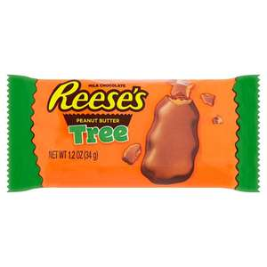 Reeses Peanut Butter Trees (34G) 3 for £1.20 (Was £1.80) @ Tesco