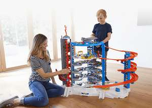 Hot wheels super ultimate garage £89.99 @ Lidl