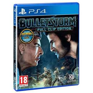 Bulletstorm: Full Clip Edition PS4 - £6.95 @ The game collection