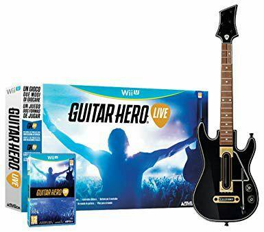 Guitar hero Wii u game + controller - £9.99 @ bopster eBay