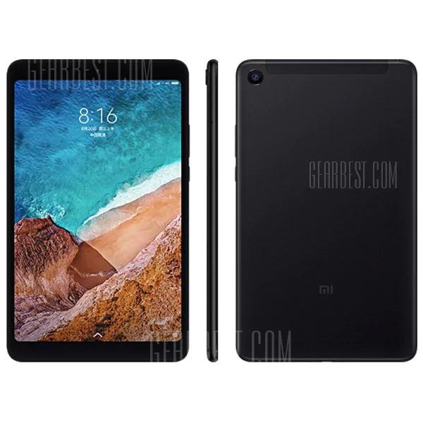 Xiaomi Mi Pad 4 Tablet PC 3GB + 32GB - BLACK - £134.81 @ Gearbest