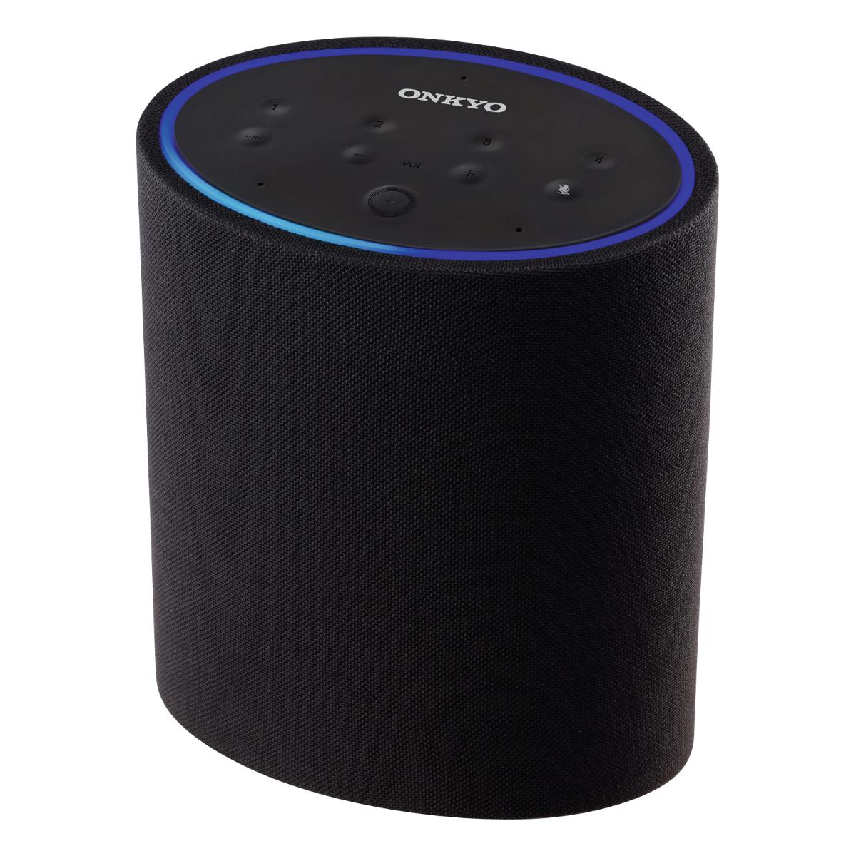 ONKYO VCPX30  Wireless Smart Sound Speaker with Amazon Alexa £49.99 @ Hughes