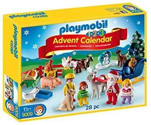 Playmobil 123 Advent - £11 Free Delivery @ Calendar Club