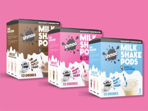 Shmoo milkshake Dolce Gusto compatible capsules £1.99 @ B&M