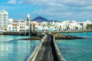 From Edinburgh: New Year's Eve in Lanzarote £133.70pp @ booking.com