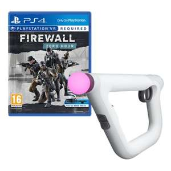 Firewall Zero Hour + Aim Controller Bundle PSVR PS4 44.99 @ Smyths