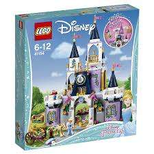 Lego 41154 Cinderellas castle £51 instore nationwide @ Tesco