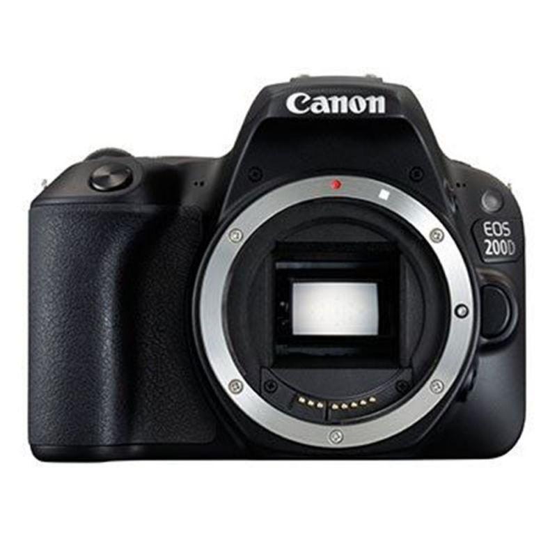 Canon EOS 200D Body Digital SLR Camera - Black [kit box] £292.99 @ eGlobal Central