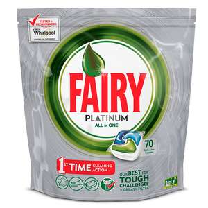 Free Fairy Dishwasher Tablets Samples from SuperSavvyMe