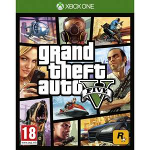 GRAND THEFT AUTO V (X box one) for £15.95 Delivered @ The Game Collection