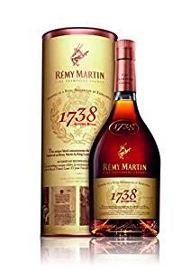 Remy Martin 1738 Accord Fine Champagne Cognac, 70cl £29.75 Del @ Amazon