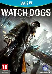 Watch Dogs (Wii U) £4 (Used) @ CEX (+£1.50 Delivered)