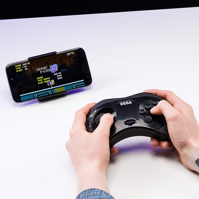 Sega Saturn Smartphone Controller Instore (Online £1.99 C&C) @ TKMAXX