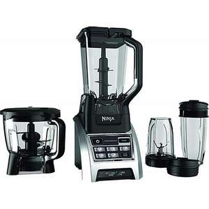 Ninja Complete Food Processor with Auto-iQ and Nutri Ninja 1500W – BL682UK2 - £69.99 delivered @ Ninja Kitchen