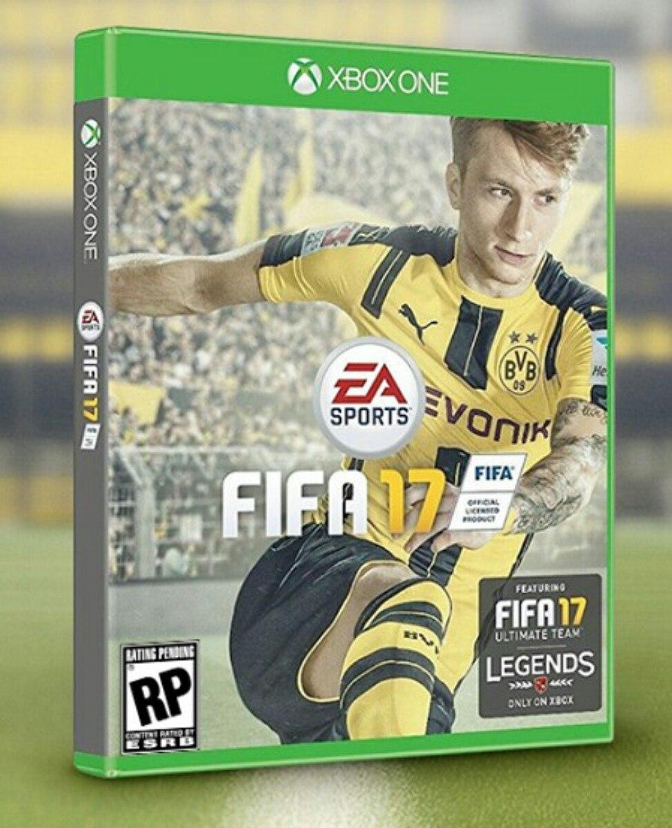 Xbox One - Fifa 17 £1.45 Delivered @ Argos Ebay
