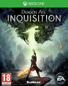 Xbox One - Dragon Age: Inquisition £4.99 Delivered @ Argos Ebay