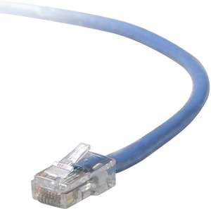 Belkin Ethernet Cable (Blue) 2m @Amazon £1.22 Prime £2.21 Non Prime.Free Delivery With Code Until 05/12