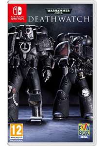 Warhammer 40000 Deathwatch (Nintendo Switch) - £19.85 @ BASE