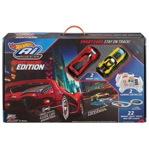 Hot Wheels Al Set £39.99 @ Smyths RRP £114.99