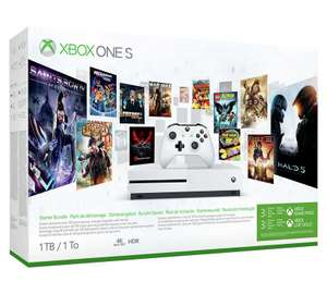 Xbox One S 1TB Console + Controller with Game Pass and Xbox Live Bundle - £249.99 @ Argos
