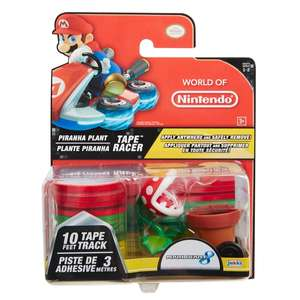 Nintendo Tape Racers Piranha Plant £2 @ Smyths (In-Stores Only)