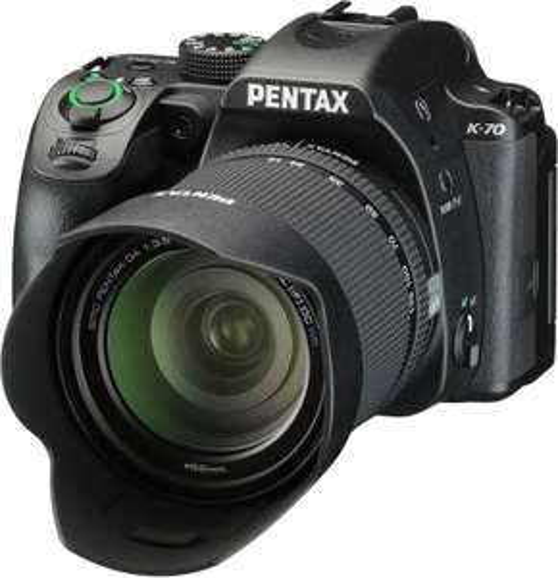 Pentax k-70 + 18-135 lens £593.10 @ Amazon Checkout