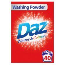 Daz Washing Powder 40 Washes (2.6Kg) £4 @ Tesco/Morrisons/Ocado
